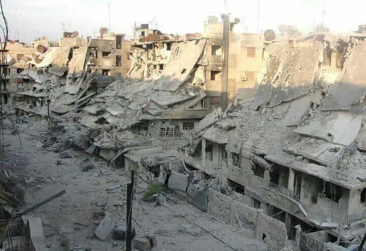 بيان صحفيّ مشترك حول تطوّرات الوضع جنوب دمشق